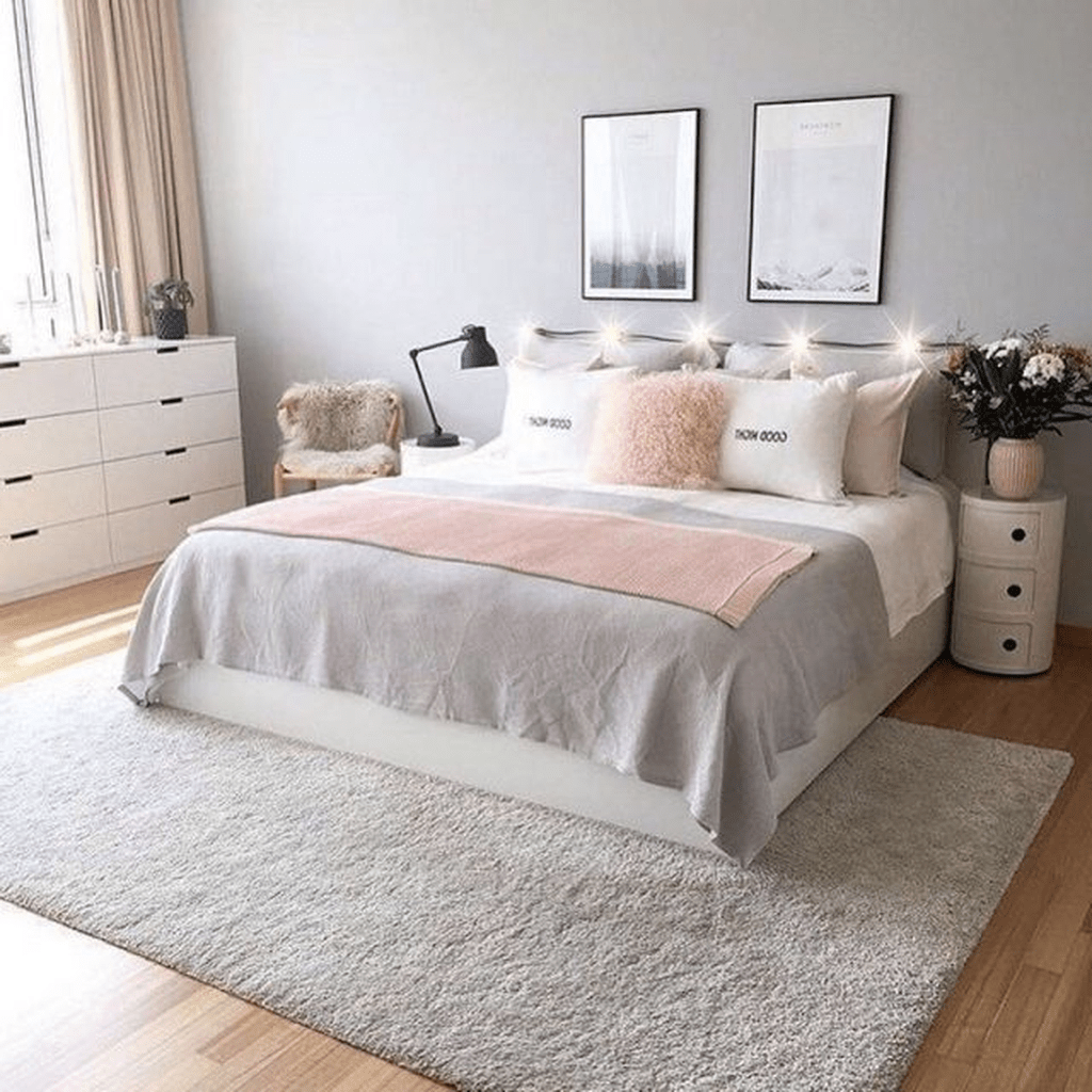 Gorgeous Apartment Bedroom Decor Ideas You Must Try 10