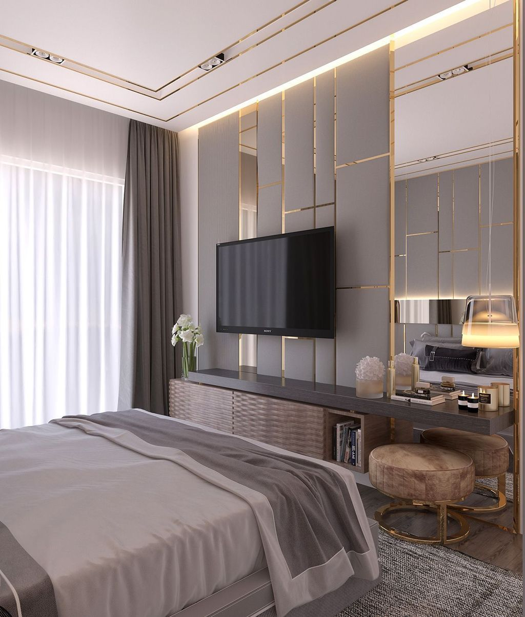 Gorgeous Apartment Bedroom Decor Ideas You Must Try 20