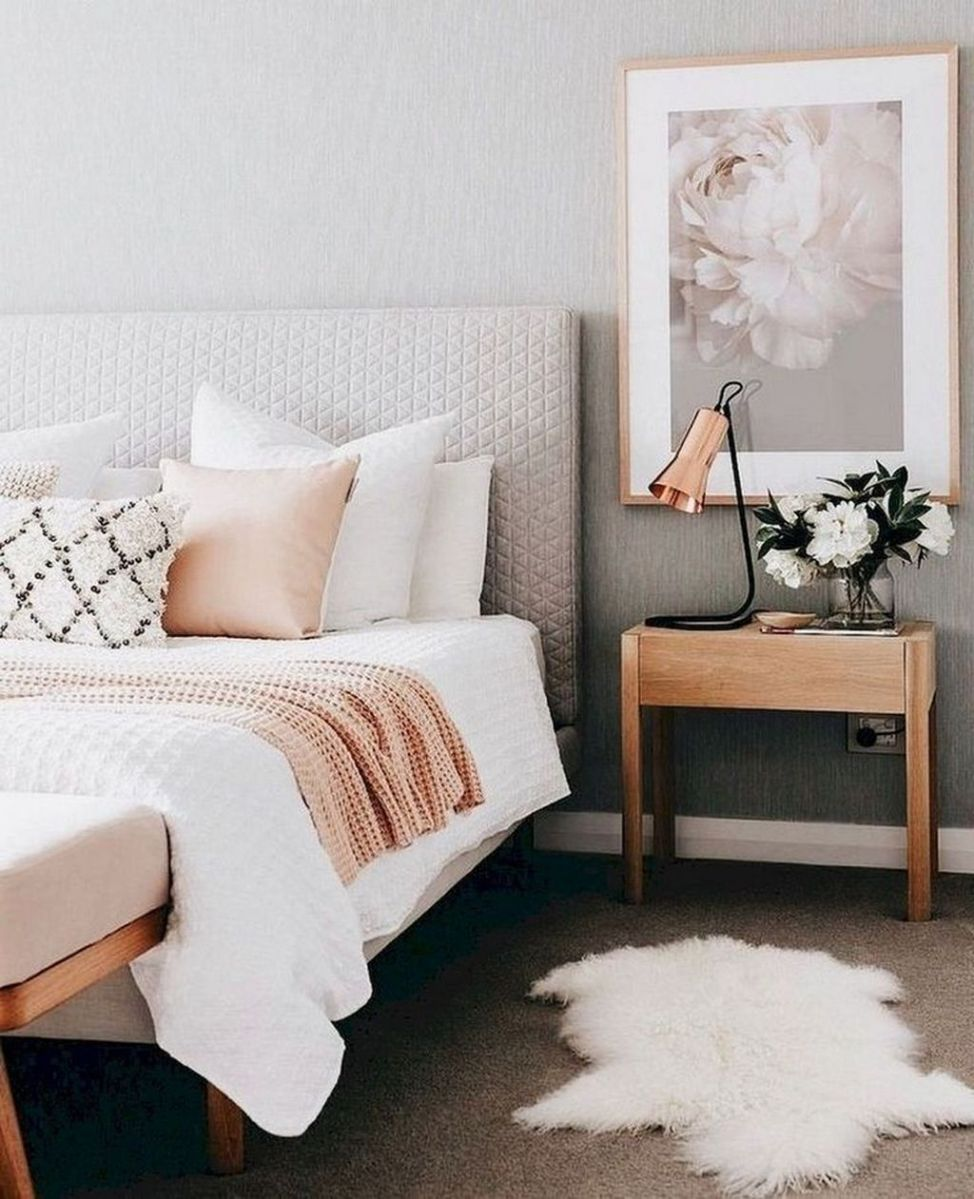 Gorgeous Apartment Bedroom Decor Ideas You Must Try 24