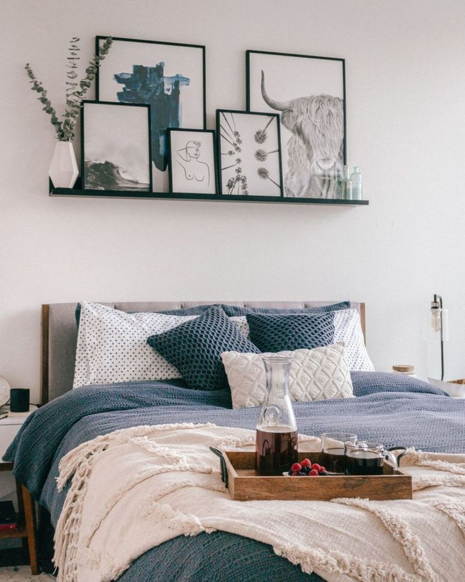 Gorgeous Apartment Bedroom Decor Ideas You Must Try 26
