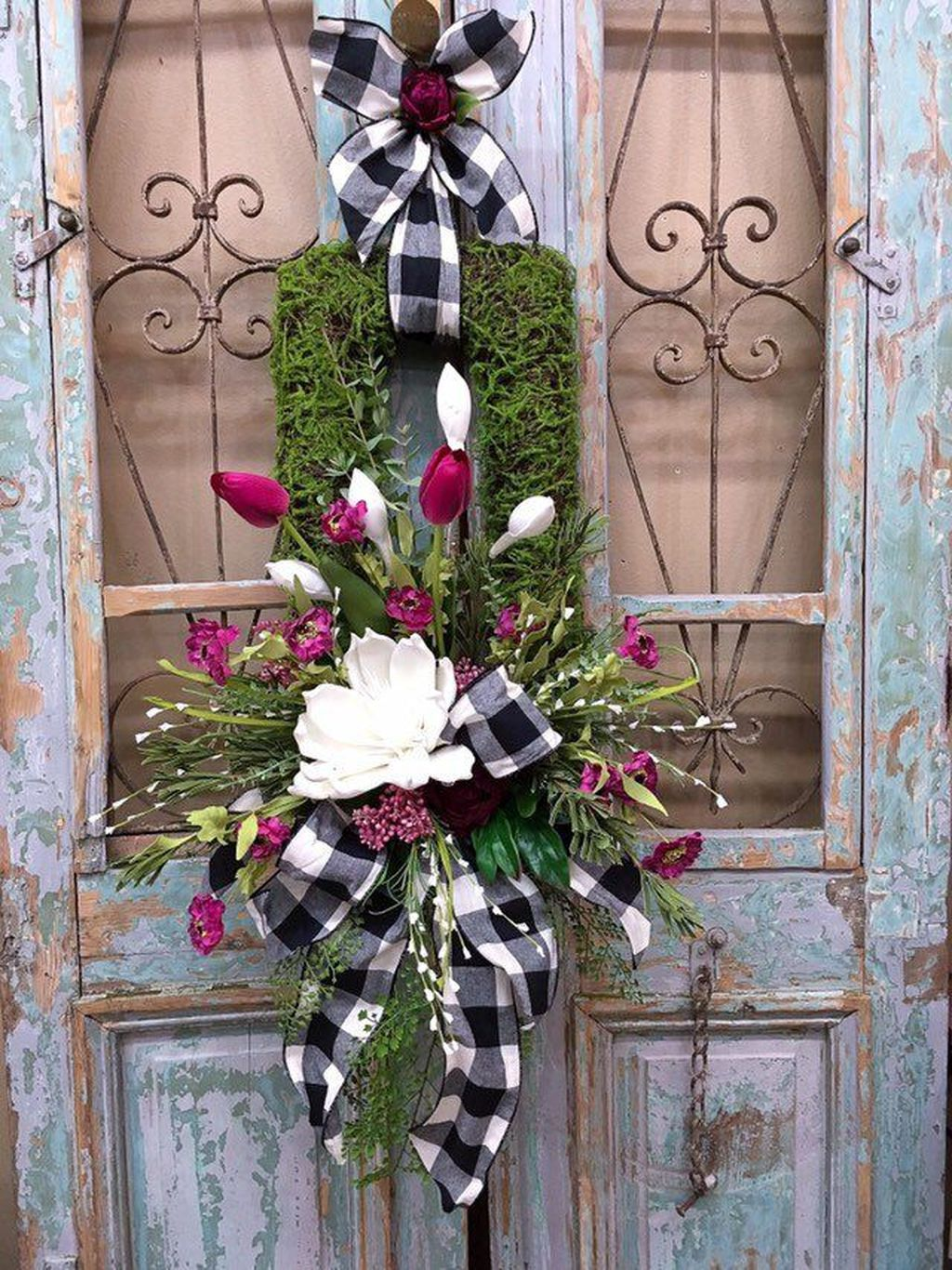 Inspiring Summer Wreath Design Ideas You Should Copy 14