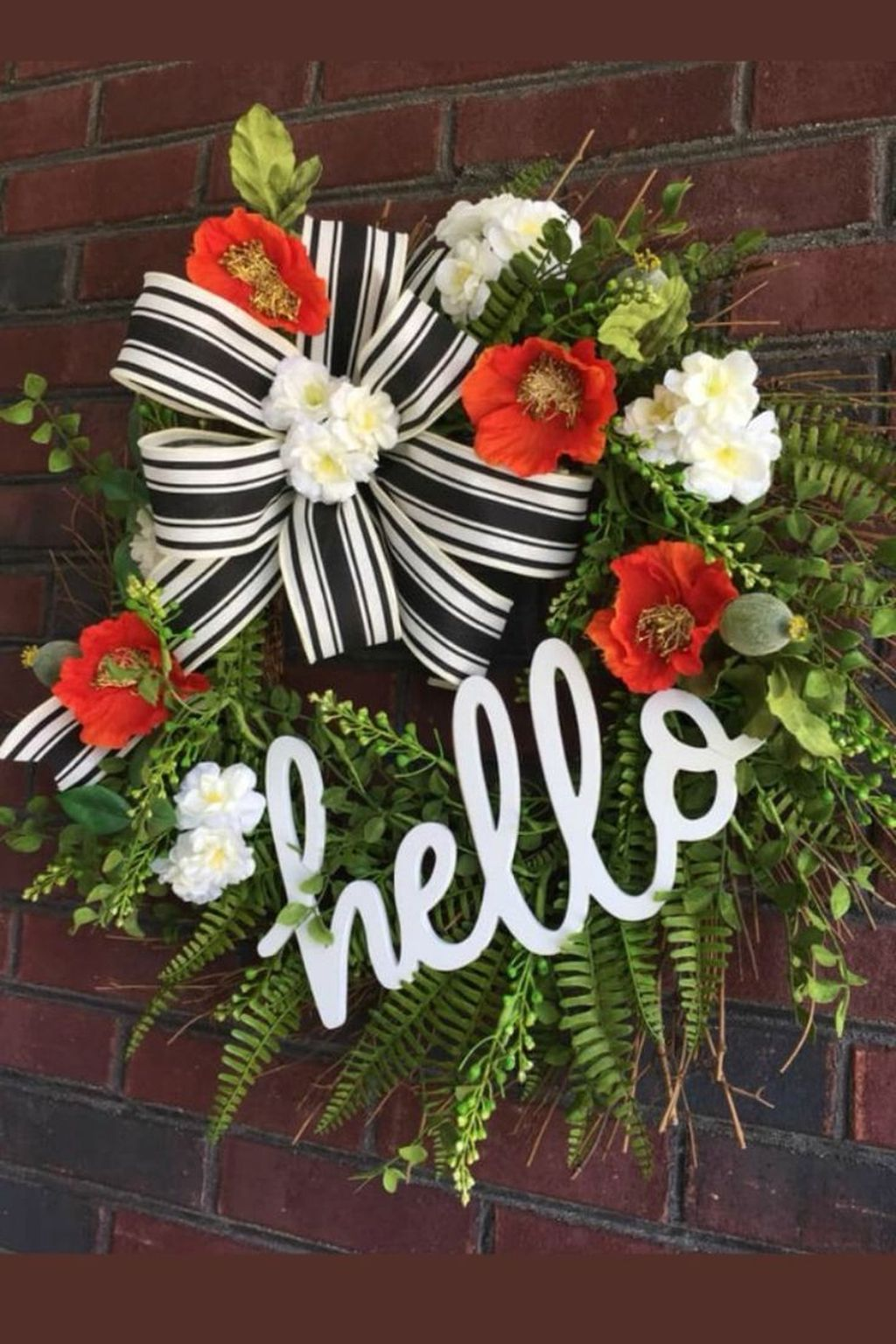 Inspiring Summer Wreath Design Ideas You Should Copy 17