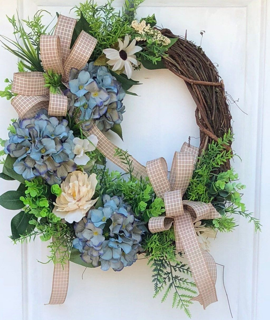 Inspiring Summer Wreath Design Ideas You Should Copy 32