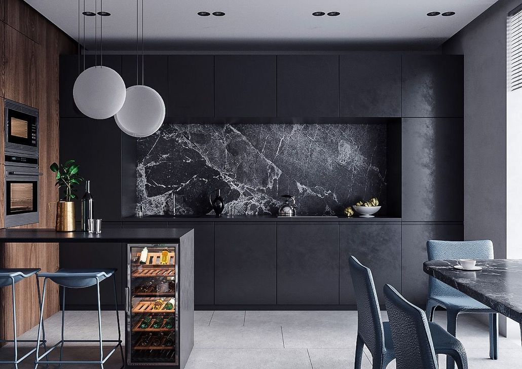 Lovely Luxury Kitchen Design Ideas You Never Seen Before 18