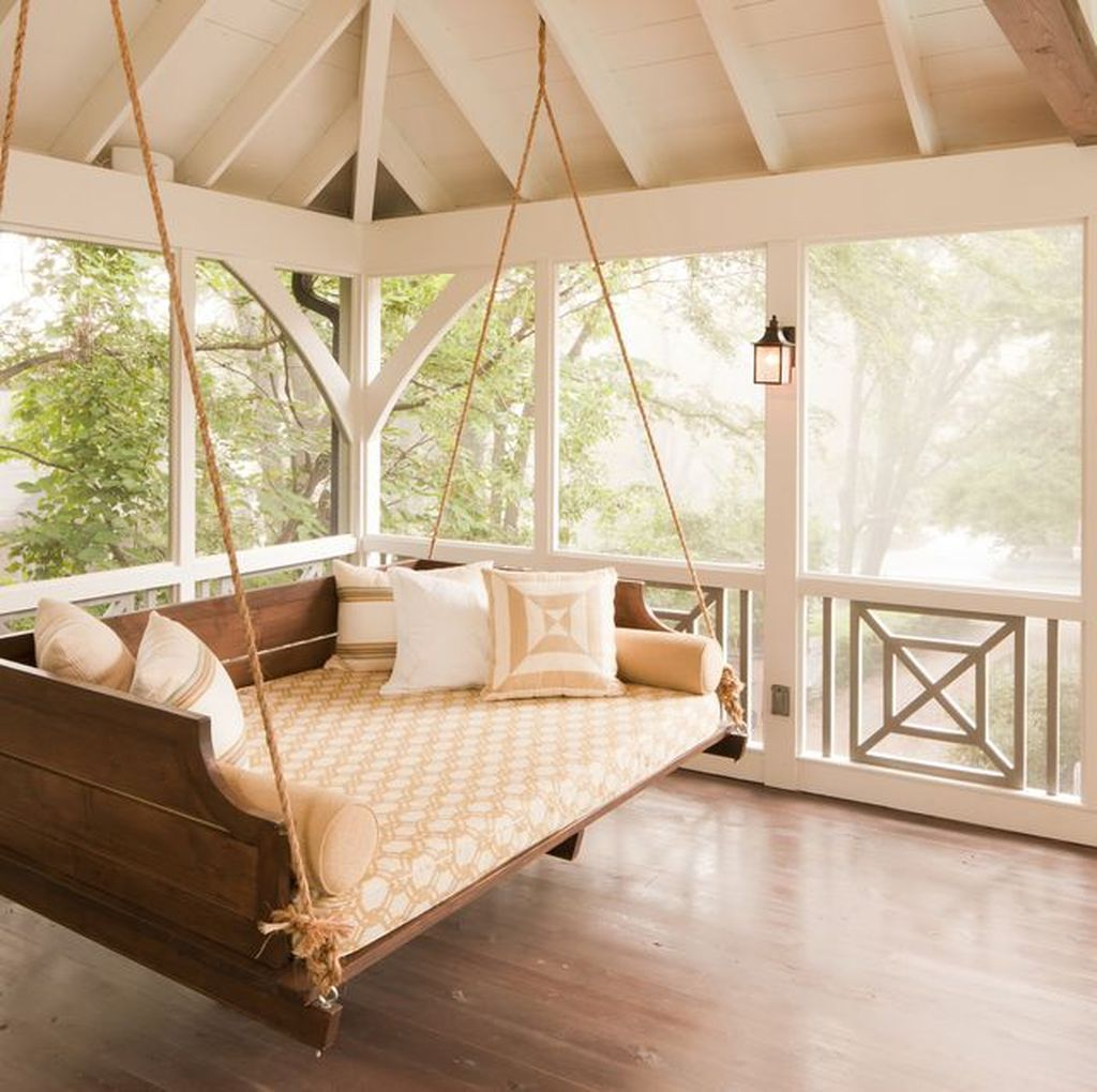 Lovely Rustic Porch Ideas To Beautify Your Home 05