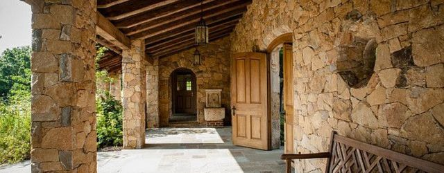 Lovely Rustic Porch Ideas To Beautify Your Home 21