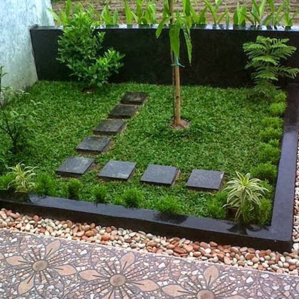 Nice Minimalist Backyard Landscaping Design Ideas You Will Love 01