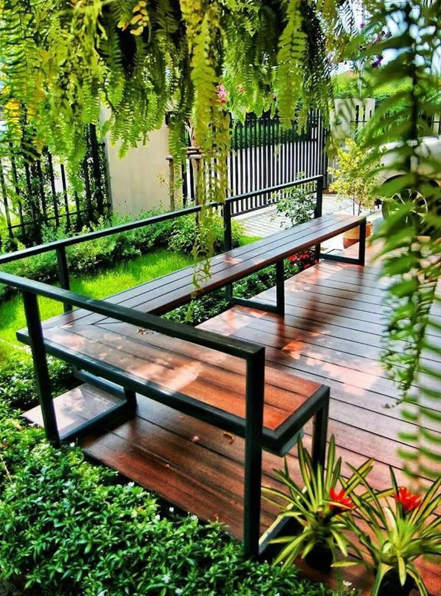 Nice Minimalist Backyard Landscaping Design Ideas You Will Love 29