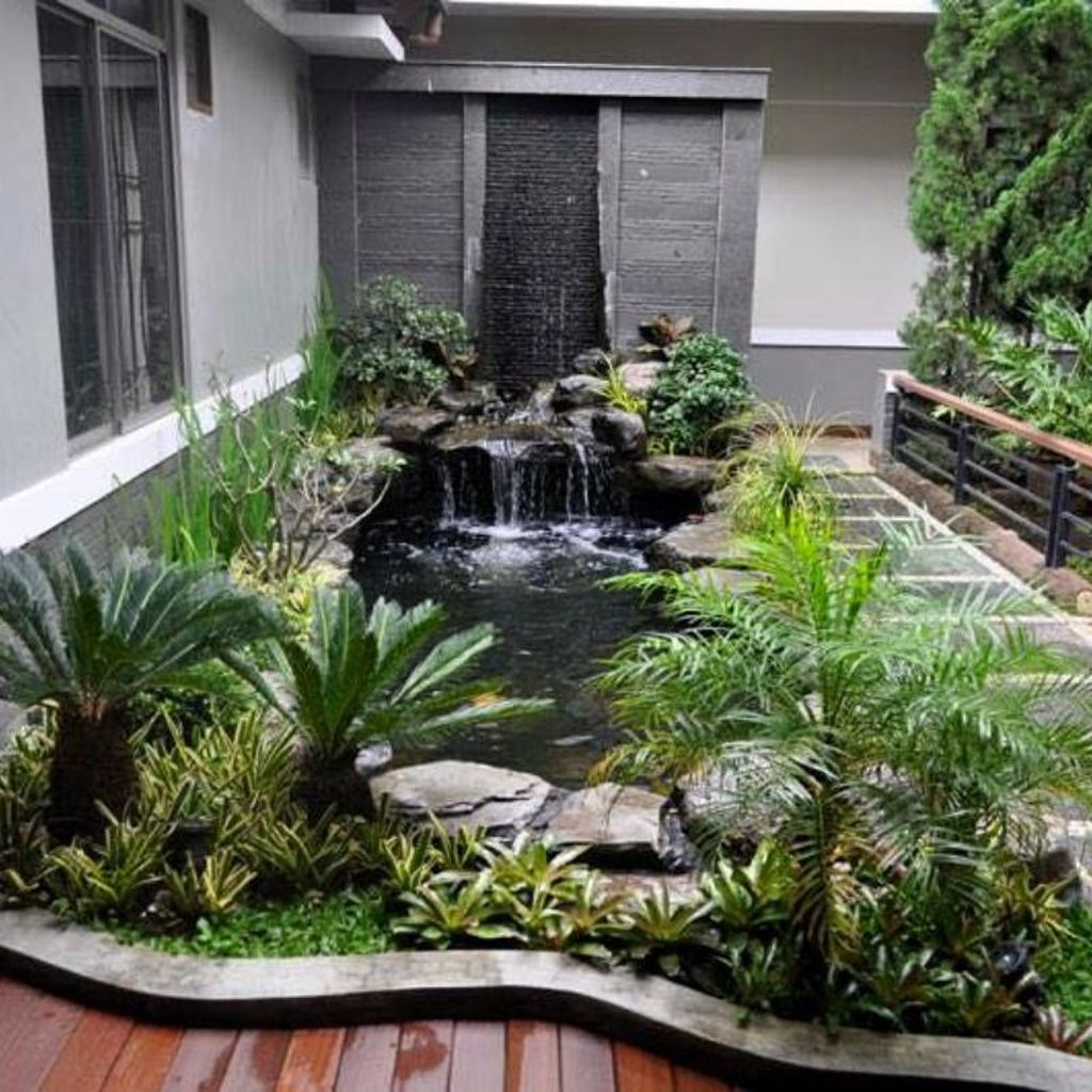Nice Minimalist Backyard Landscaping Design Ideas You Will Love 30