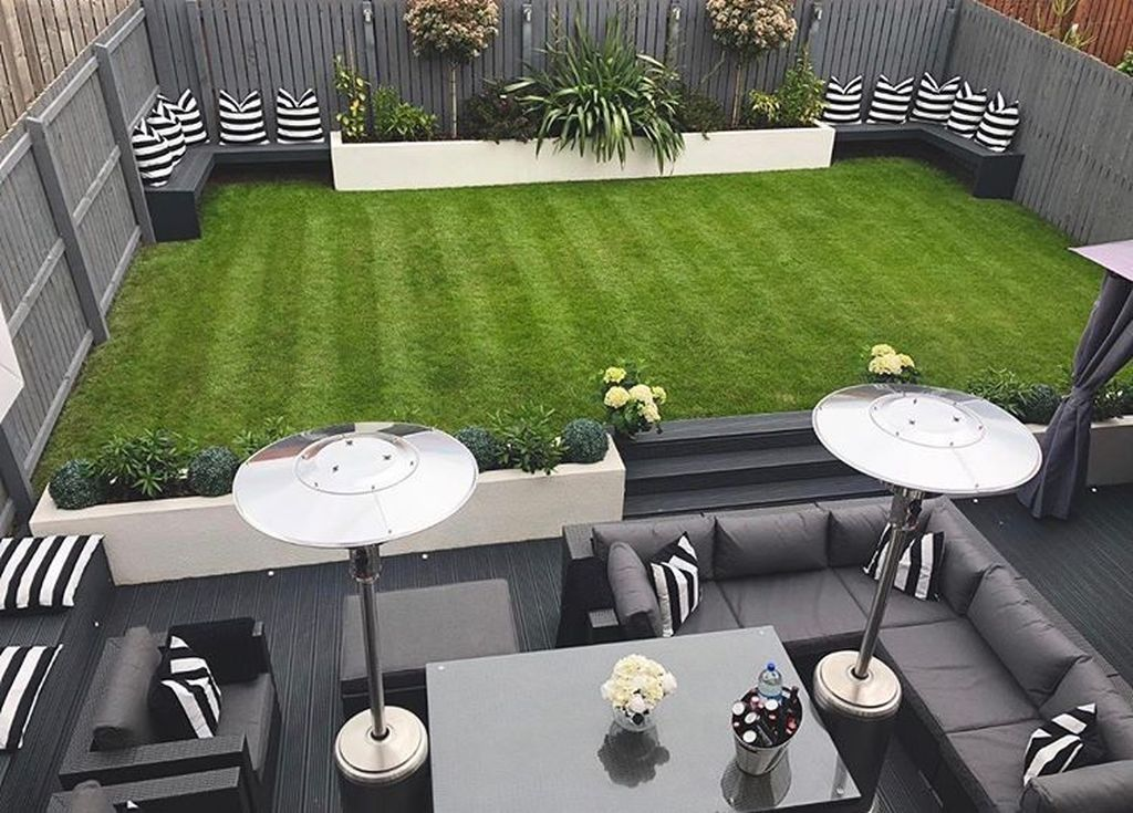 Nice Minimalist Backyard Landscaping Design Ideas You Will Love 33