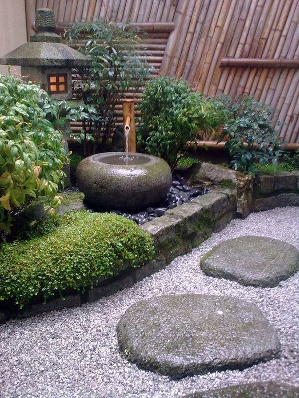 Nice Minimalist Backyard Landscaping Design Ideas You Will Love 35