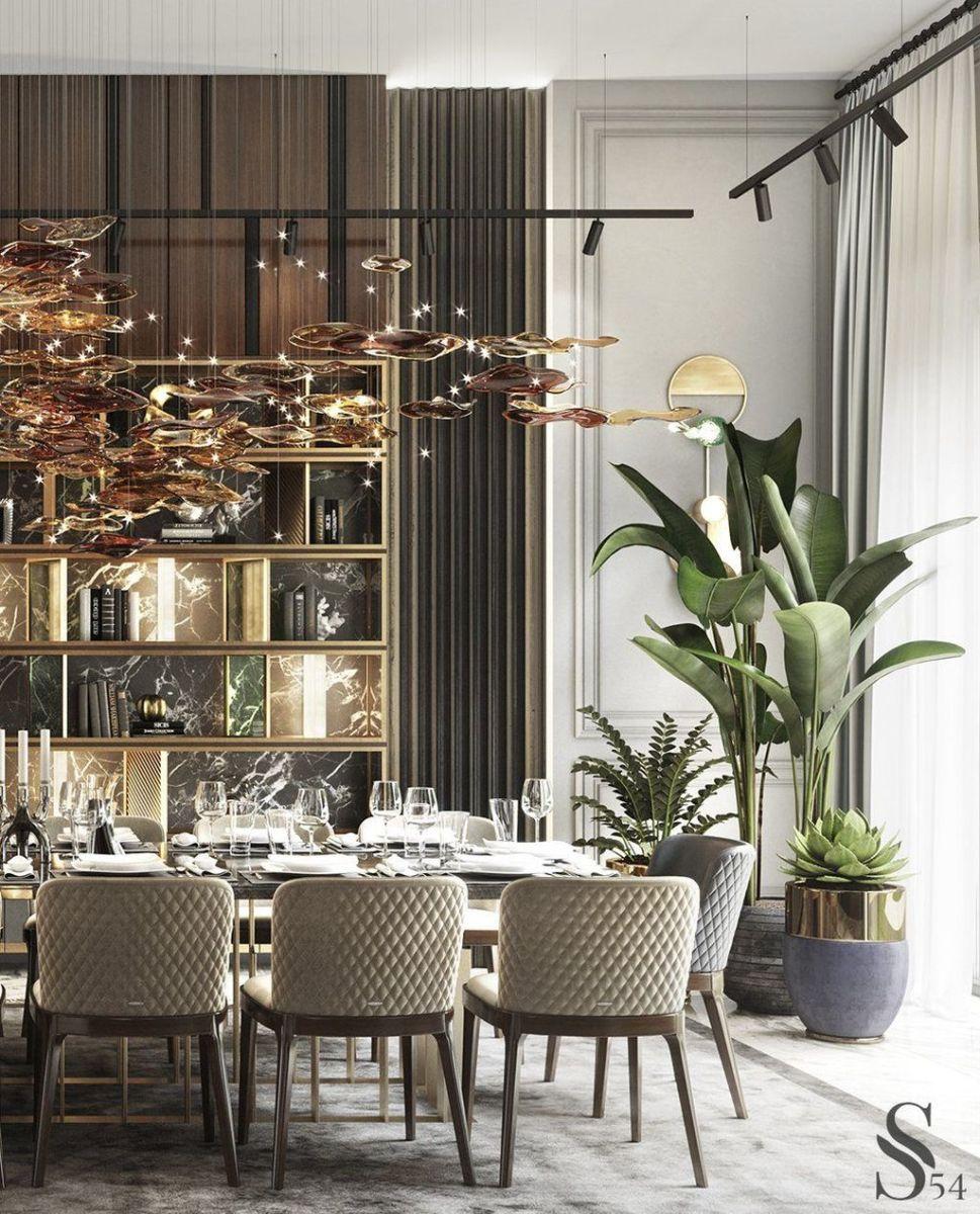 Popular Modern Dining Room Design Ideas You Should Copy 01