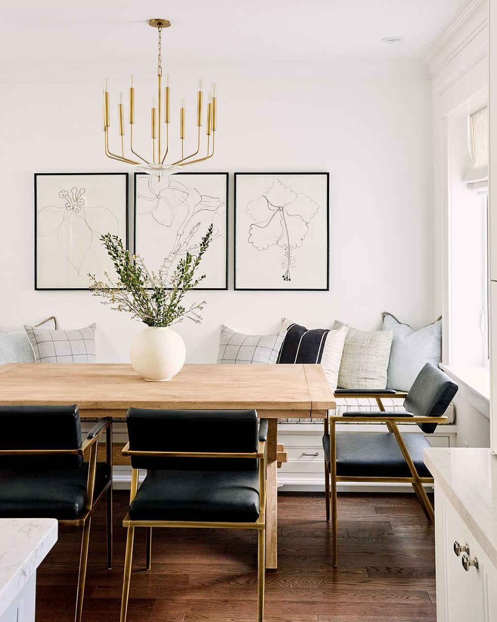 Popular Modern Dining Room Design Ideas You Should Copy 08