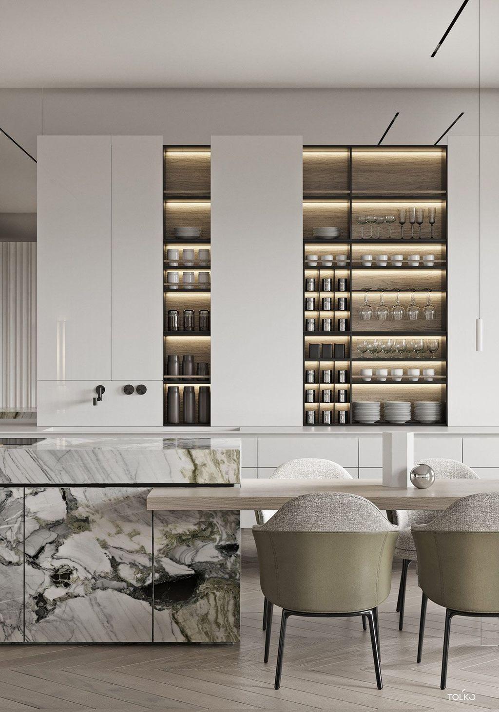 Popular Modern Dining Room Design Ideas You Should Copy 12