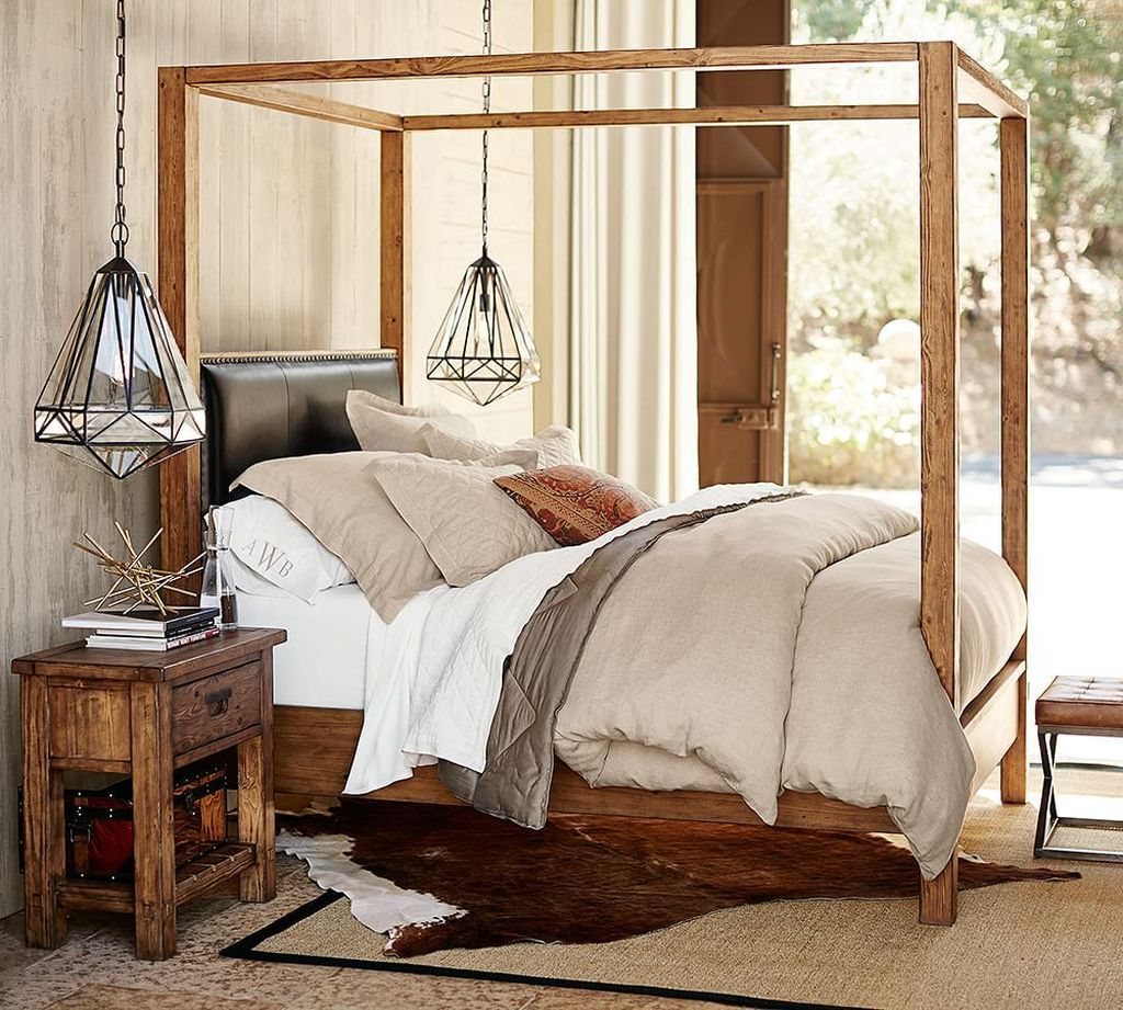 Popular Summer Bedding Ideas To Beautify Your Bedroom 25