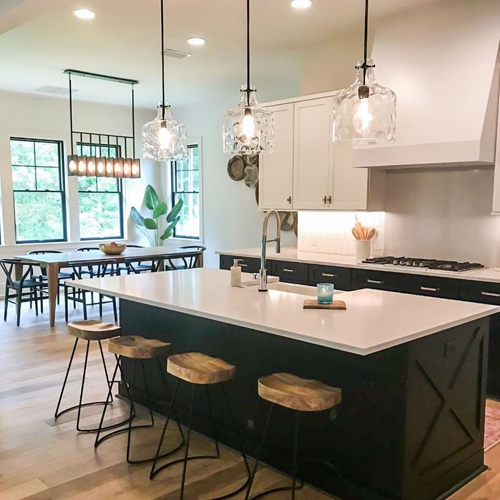 The Best Modern Farmhouse Kitchen Design Ideas 14