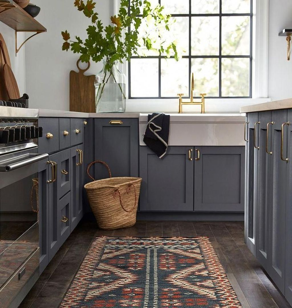 The Best Modern Farmhouse Kitchen Design Ideas 31