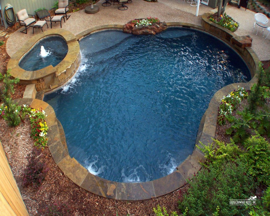 The Best Natural Small Pools Design Ideas You Will Love 29