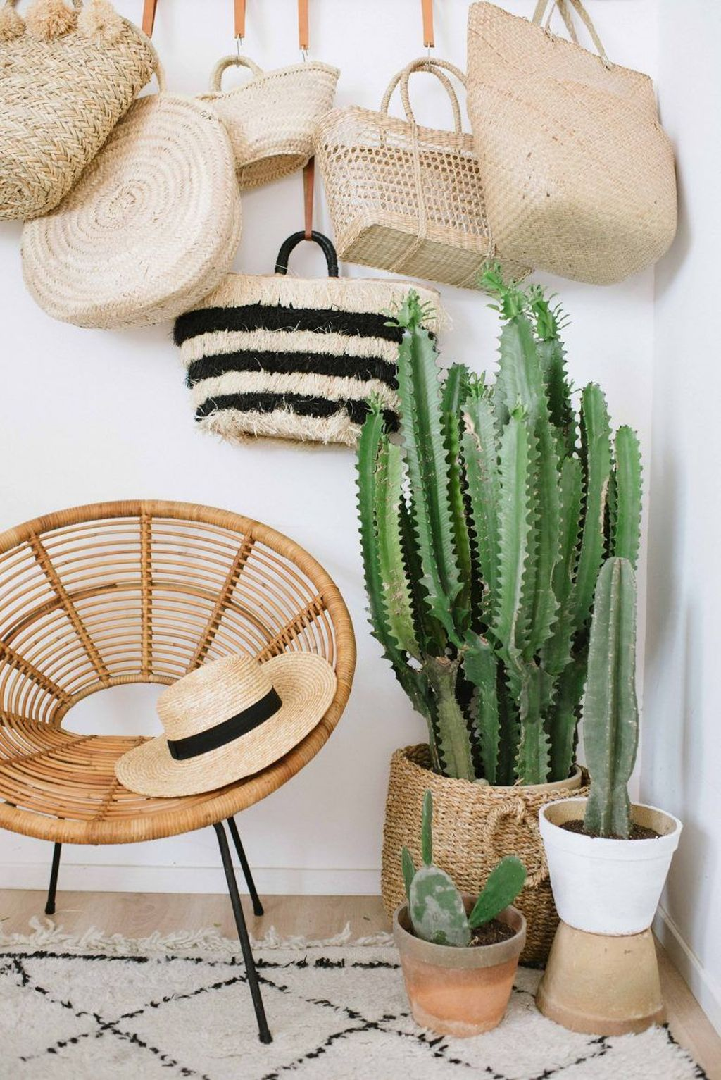 The Best Summer Apartment Decor Ideas 30