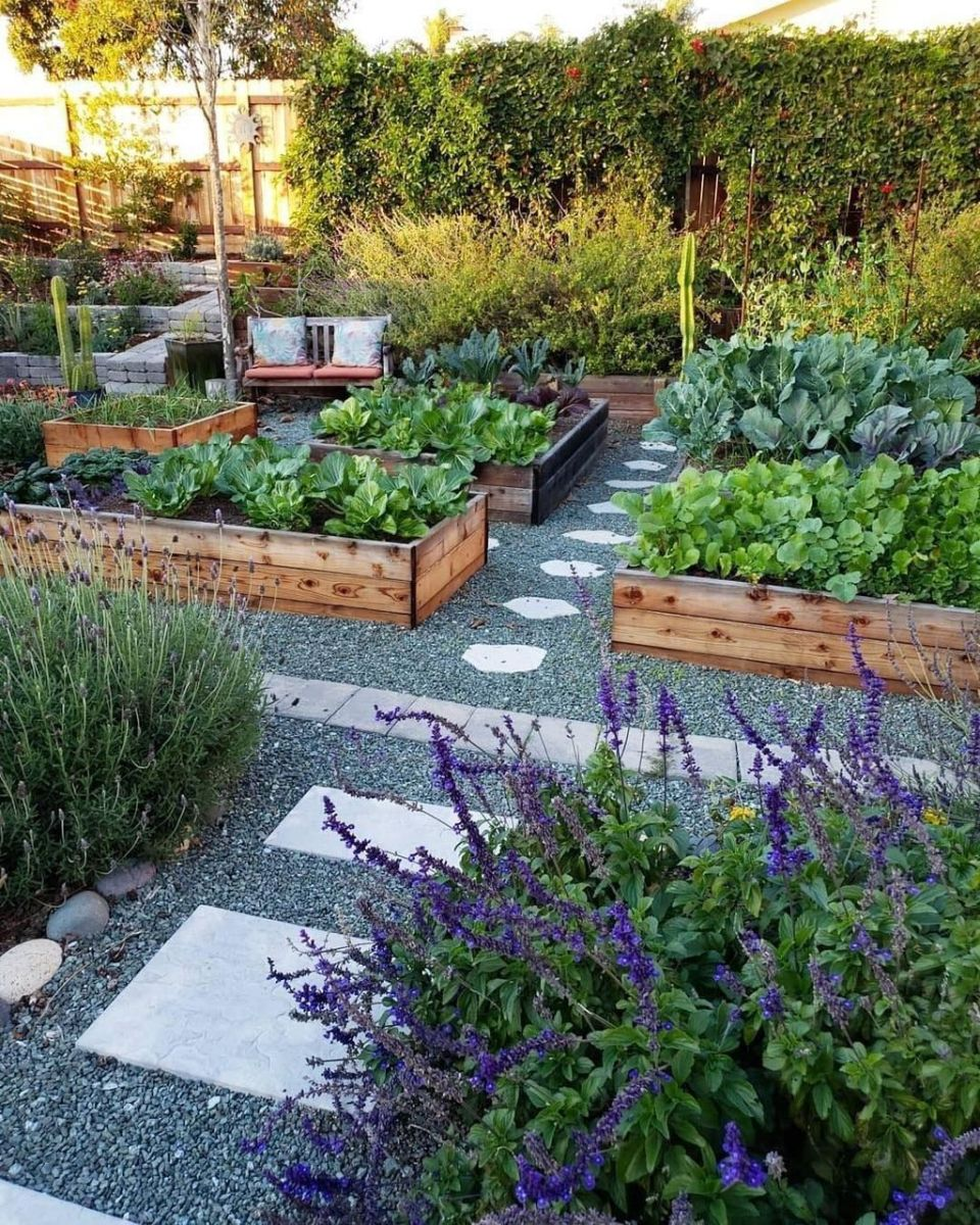 Trending Patio Garden Design Ideas Best For Summertime 08