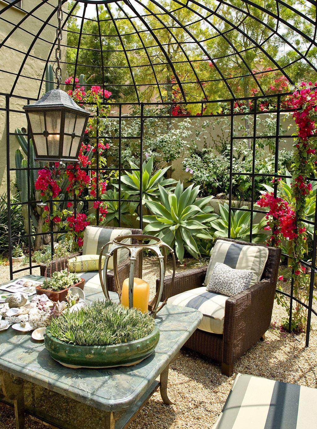 Trending Patio Garden Design Ideas Best For Summertime 13