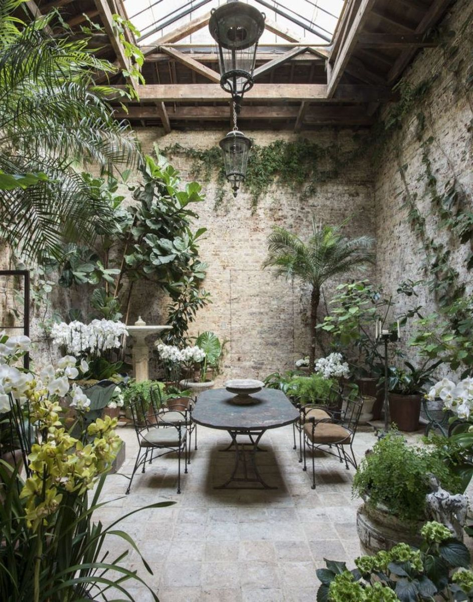 Trending Patio Garden Design Ideas Best For Summertime 19