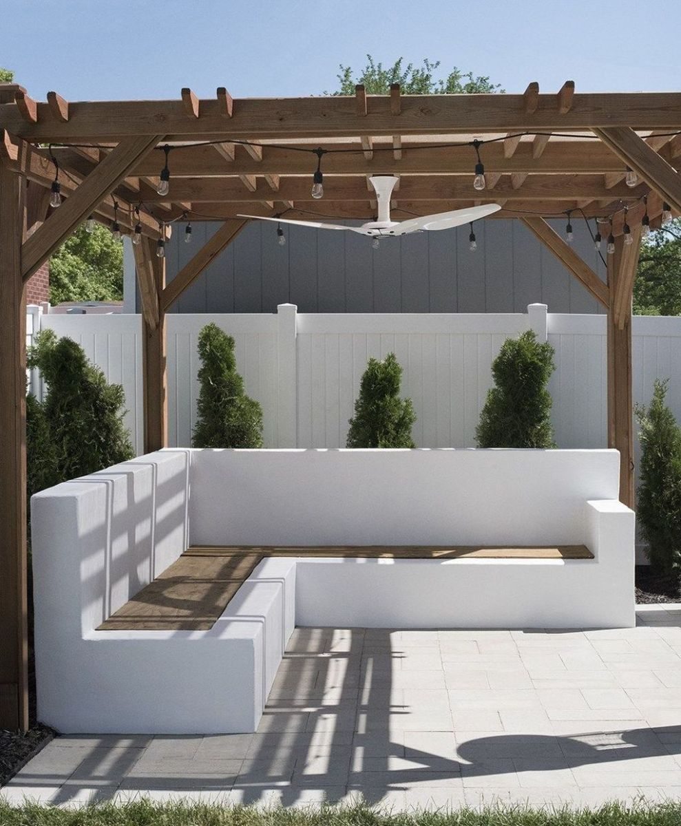 Trending Patio Garden Design Ideas Best For Summertime 27