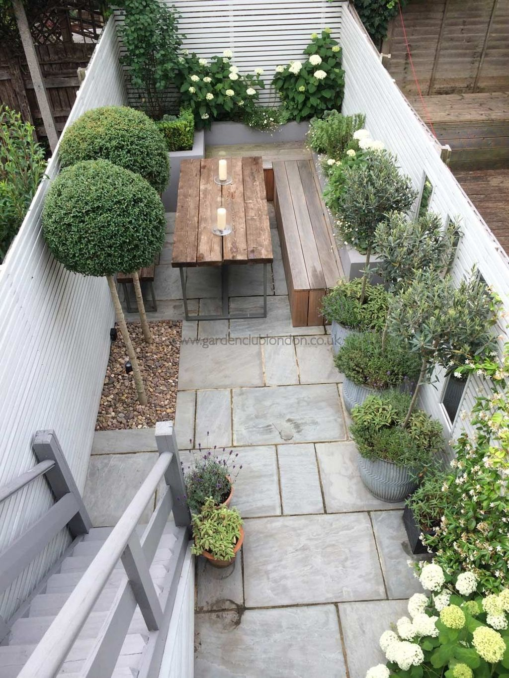Trending Patio Garden Design Ideas Best For Summertime 28