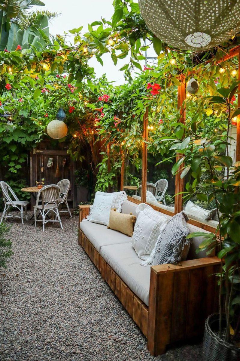 Trending Patio Garden Design Ideas Best For Summertime 31
