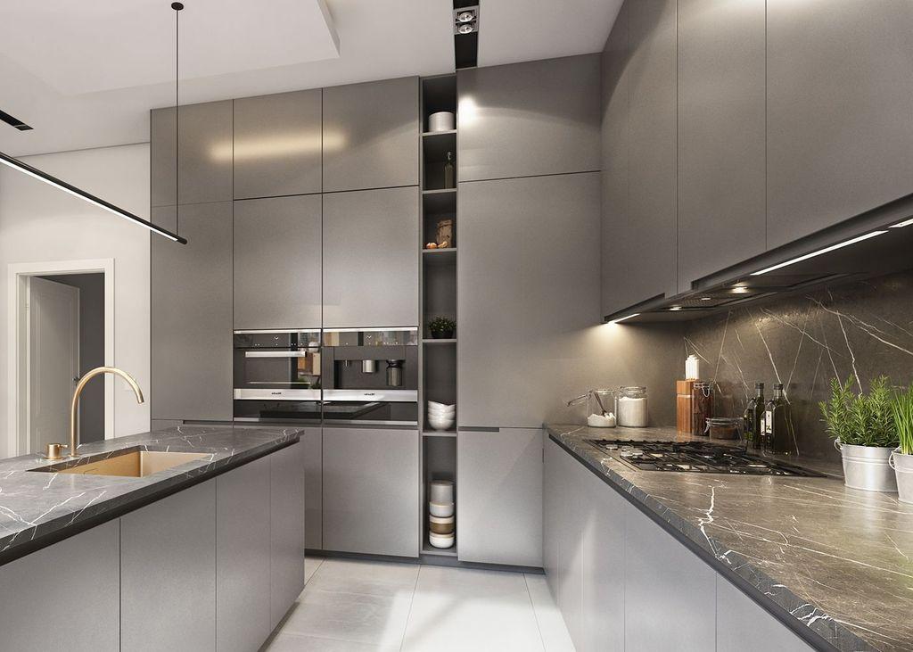 Wonderful Contemporary Kitchen Design Ideas 08