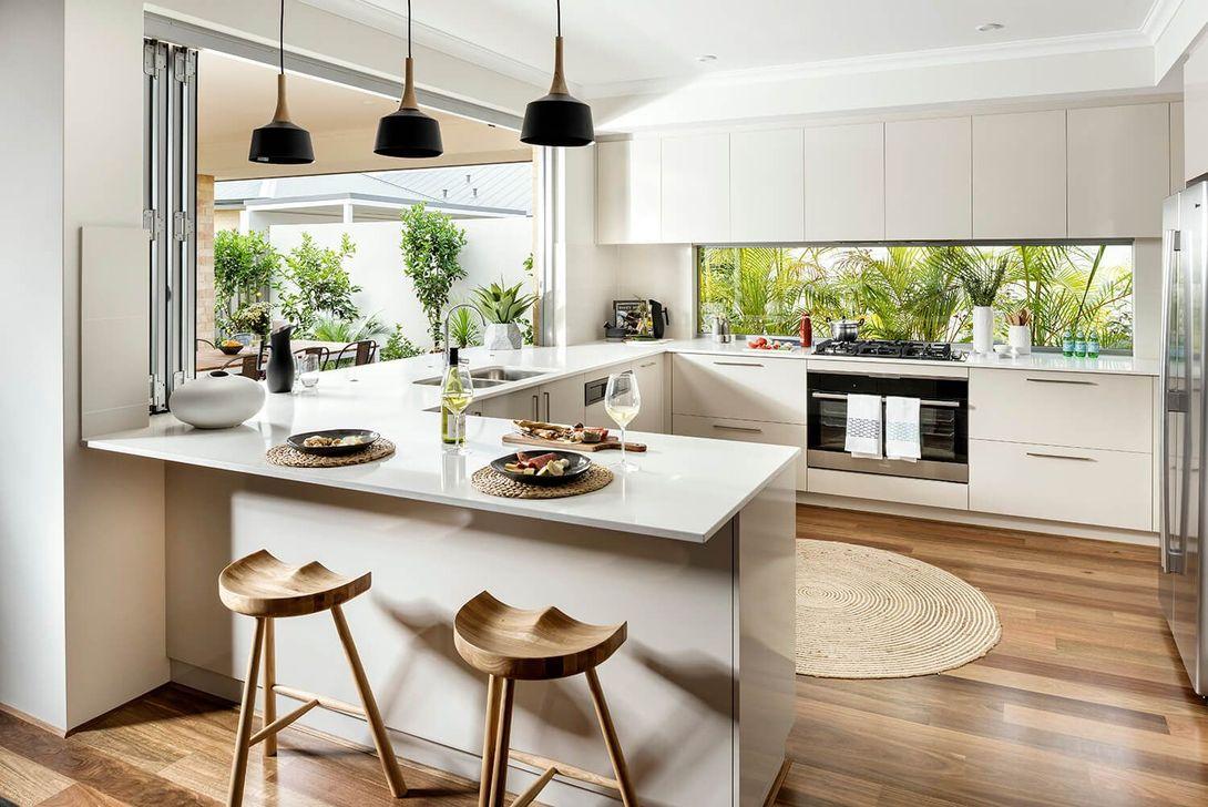 Wonderful Contemporary Kitchen Design Ideas 22