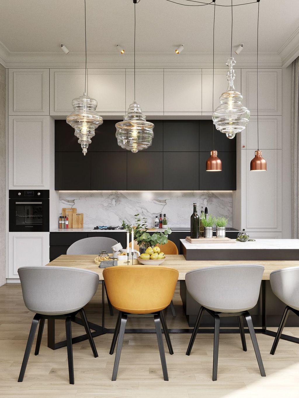 Wonderful Contemporary Kitchen Design Ideas 25