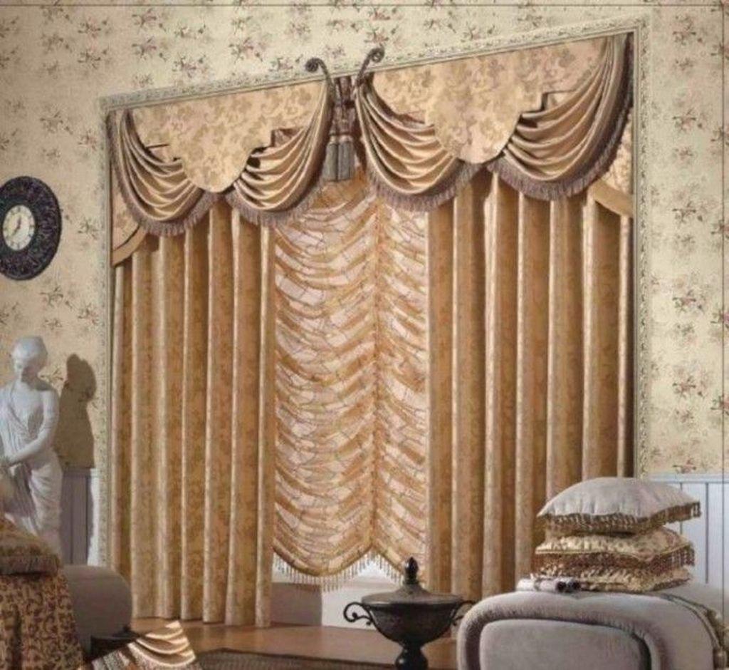 Wonderful Elegant Curtains Ideas For Living Room Decor 15