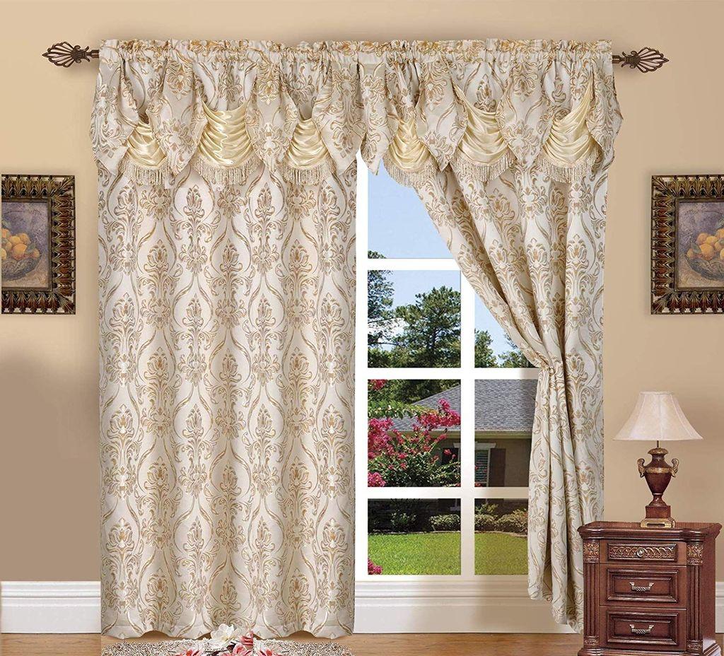 Wonderful Elegant Curtains Ideas For Living Room Decor 16