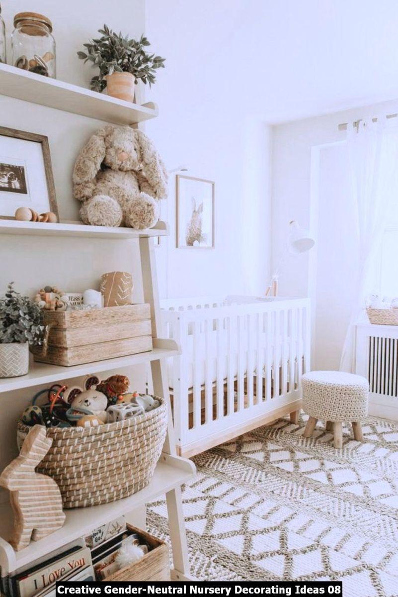 Creative Gender Neutral Nursery Decorating Ideas 08