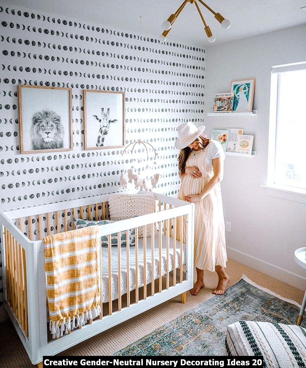 Creative Gender Neutral Nursery Decorating Ideas 20
