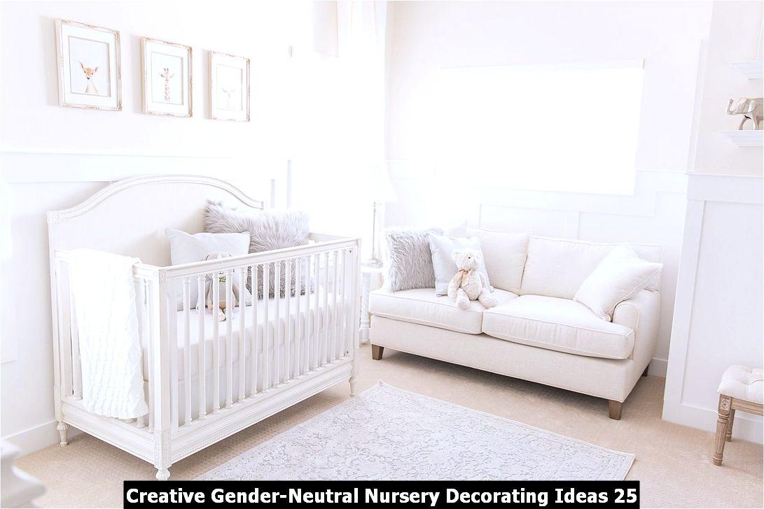 Creative Gender Neutral Nursery Decorating Ideas 25