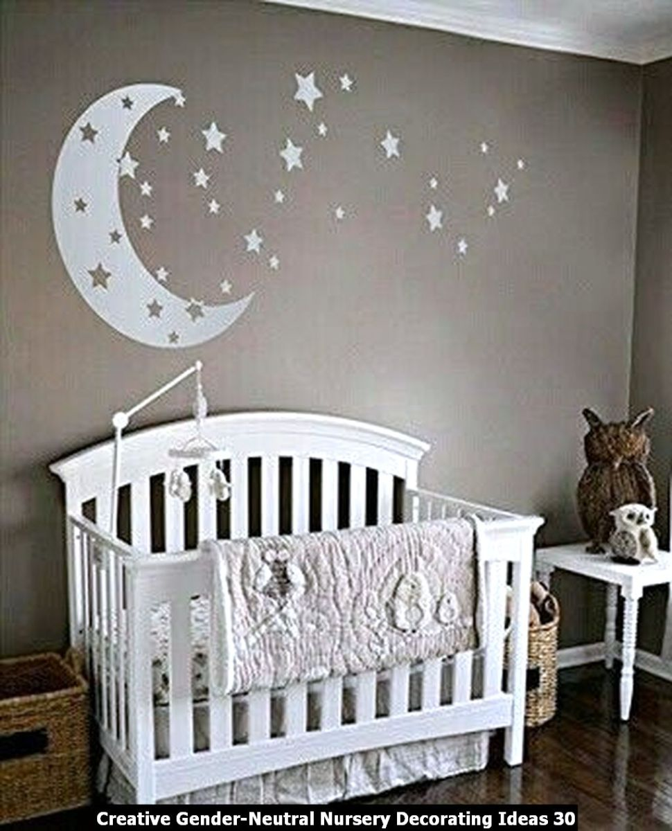Creative Gender Neutral Nursery Decorating Ideas 30