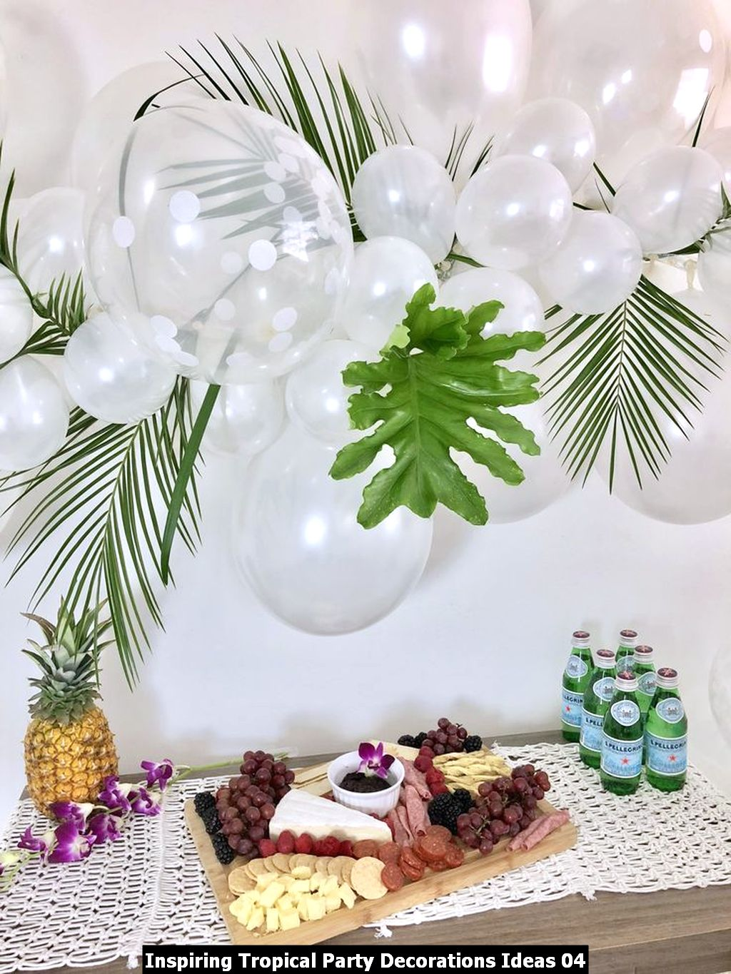 Inspiring Tropical Party Decorations Ideas 04