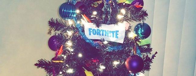 Christmas Trees In Fortnite
