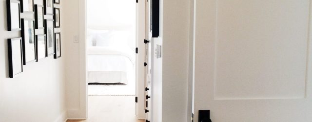 Modern Farmhouse Interior Doors