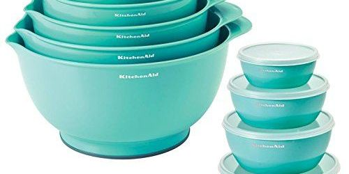Kitchenaid Mixing Bowl Set