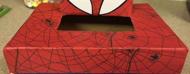 Valentine Shoe Box Decorating Ideas For Boys