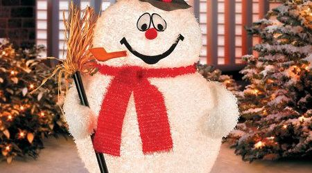Frosty The Snowman Outdoor Decoration