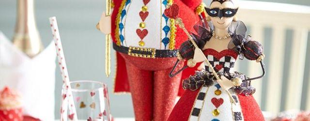 Pier One Valentine Decor