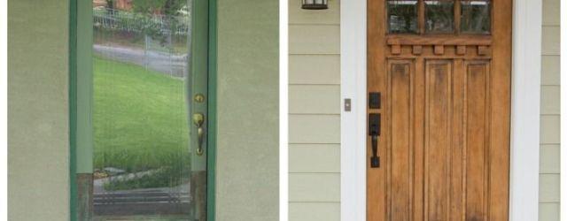 Exterior Door Casing