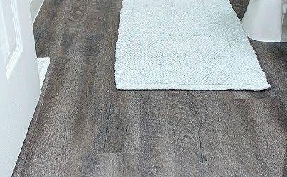 Peel And Stick Bathroom Floor