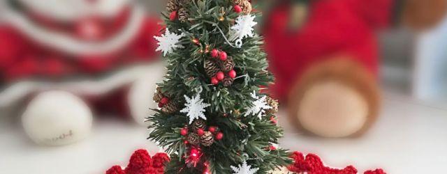 Small Christmas Tree Skirts