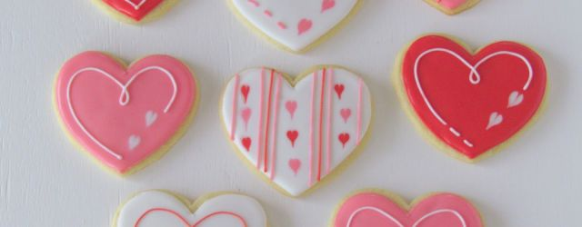 Valentine Cookie Decorating Ideas