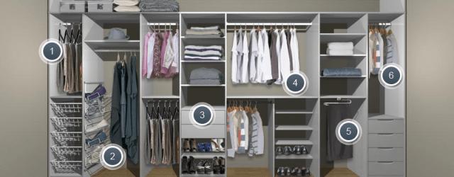 Closet & Bedroom Storage